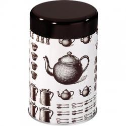Boîte à thé manufacture chocolat 100g.