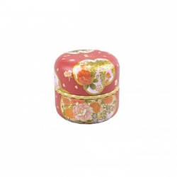 Boîte à thé japonaise