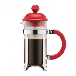 Cafetière Bodum 1l rouge