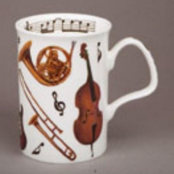 Mug Lancaster 32cl Concert.  Roy Krikham
