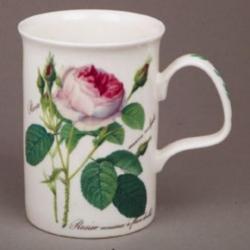 Mug Lancaster 32cl Redoute fleurs.