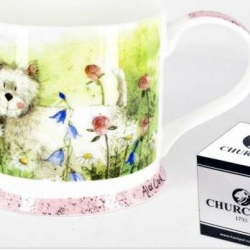Mug Chien Churchill