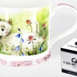 Mug Chien Churchill
