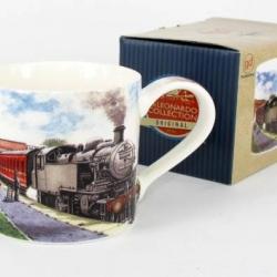 Mug Locomotive et sa boîte  cadeau