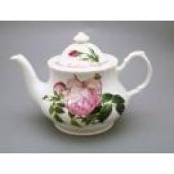 Théière 6 tasses 1,3 litres Versailles porcelaine anglaise
