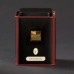 Boîte Thé 4 fruits rouges, thé noir parfumé, sélection au manoir des arômes