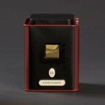Boîte Thé pomme d'amour, thé noir parfumé, sélection au manoir des arômes