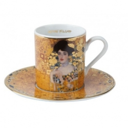 Tasse à café Adèle Gustav Klimt