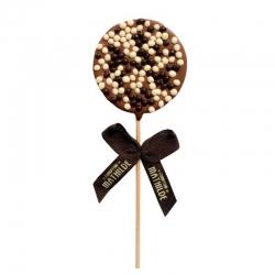 Sucettes chocolat noir comptoir de Mathilde comptoir de Mathilde
