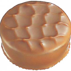 Ganache chocolat au lait caramel au beurre salé