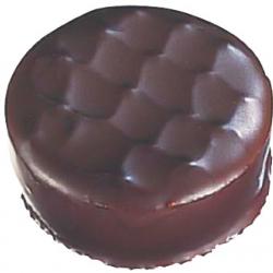 Ganache chocolat noir caramel au beurre salé