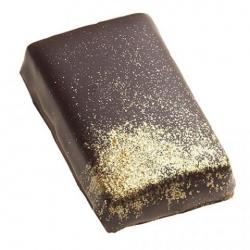Ganache chocolat au lait miel