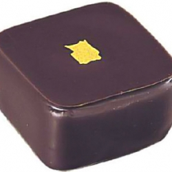 Palet or : Ganache chocolat noir