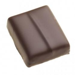 Maracuja : Ganache fruit de la passion chocolat noir