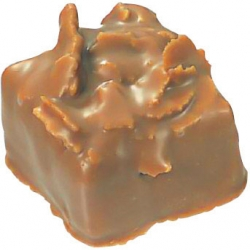 Praliné feuilleté à l'ancienne chocolat au lait
