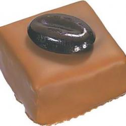 Praliné  chocolat  au lait café