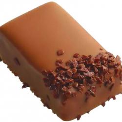 Praliné au chocolat au lait spéculos