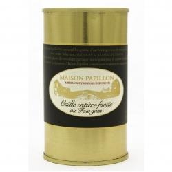 Caille farcie au Foie gras de canard 190gr