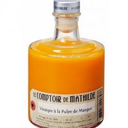 Vinaigre à la pulpe de Mangue : Comptoir de Mathilde