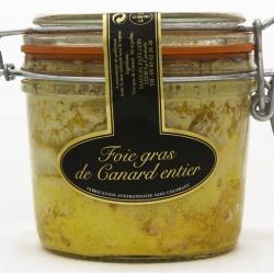 Foie gras de canard entier 130 gr