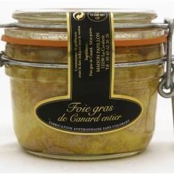 Foie gras de canard entier 350 gr