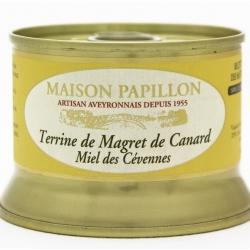 Terrine Magret de canard au Miel