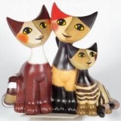 famille-de-chats-miniatures-en-porcelaine-happy-family-de-rosina-wachtmeister
