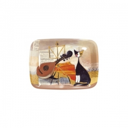 Plateau Pimpernel musical cat PM