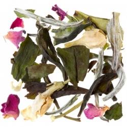 Thé blanc Symphonie Florale
