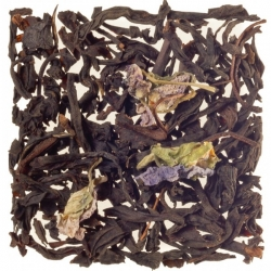 Thé noir à la Violette