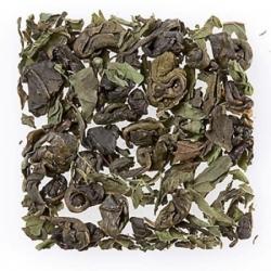 Touareg : Thé vert à la menthe
