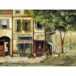 Set de table scènes parisiennes 40 x 29.50cm