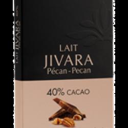 Chocolat Lait Jivara Noix de pécan