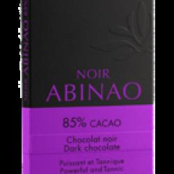Chocolat Valrhona Abinao 85%