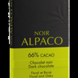 Chocolat Noir Alpaco 66%