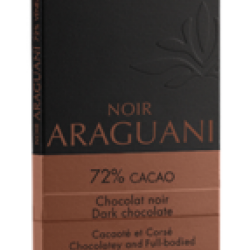 Chocolat noir Araguani 72%