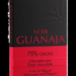 Chocolat noir 70% Guanaja