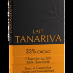 Chocolat au lait  Tanariva