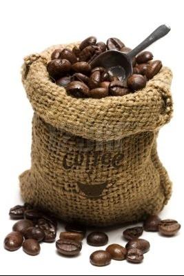 S lection de mars 2011 au manoir des ar mes - Sac de cafe en grain ...