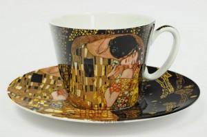 Tasse Baiser Klimt Paris Bastille