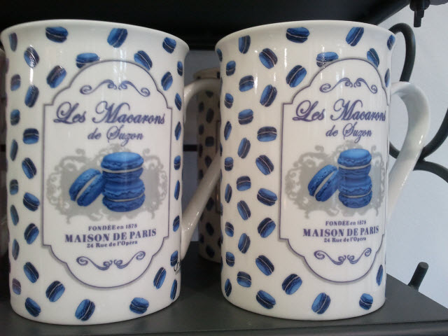 Mug Macaron Suzon Paris