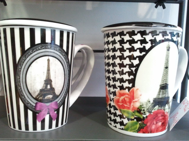 Mug Tour Eiffel Paris