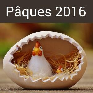 Le Manoir des Arômes vous souhaite de joyeuses fêtes de Pâques